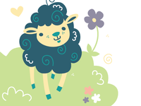 springy sheeps
