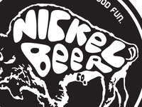 Nickel Beer Co. Brewery Logo