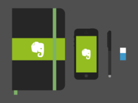 working with Evernote