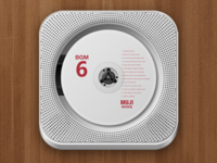 CD Player for MUJI