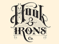 Hook & Irons Co. – Final Logo