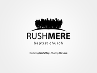 Rushmere Baptist Church - Logo #7
