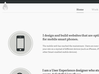 Site redesign idea