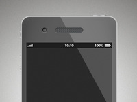 Iphone Wireframe Template
