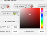 Interface Video Settings