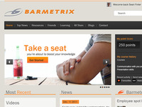 Barmetrix community portal