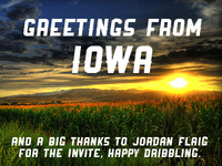 Greeting From Iowa