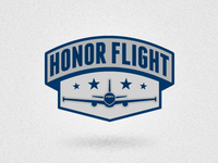 Final Honor Flight Logo