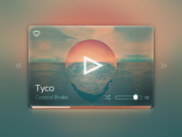 Tyco Music player