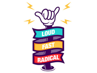 Loud Fast Radical Ribbon update