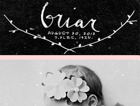 briar birth announcement