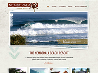 Nemberala Beach Resort Design Comp