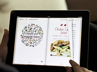 The recipe ebook in english