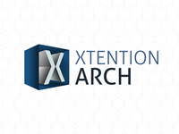 Xtention ARCH logo