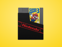 Nes Cartridge free psd