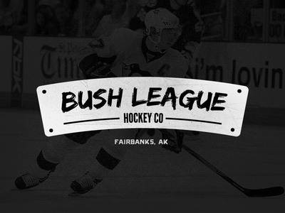 Bush League Hockey Co.