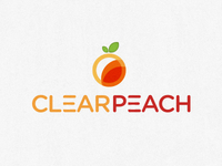 Clear Peach Logo