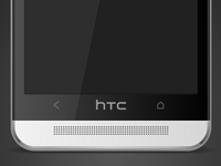 HTC One vector [Freebie!]