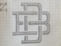Monogram/Logo sketch
