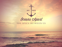Oceans Apart Album Artwork #1