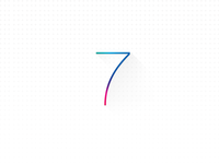 IOS 7 blog post header