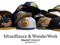 Filter017 hat collection