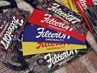 Filter017 VINTAGE LOGO STICKER