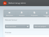 CRM work in progress