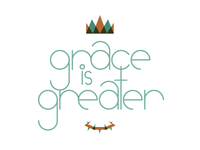 Grace is Greater - another idea