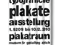 poster for the museum of art zurich