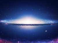 Sombrero Galaxy wallpaper