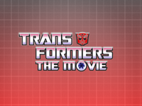 Transformers: The Movie Logo