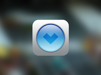 iOS Icon for a personal project