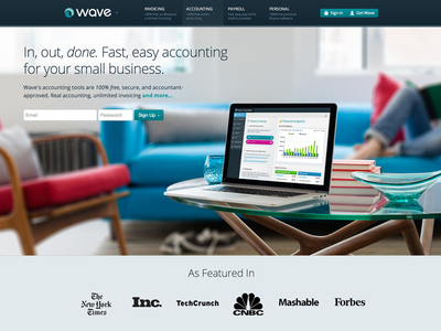 Wave Apps: Accounting