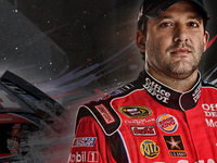 Tony Stewart Graphic
