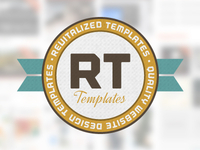 Revitalized Templates Badge
