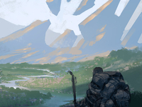 Noah-bradley_journeying-sketch_teaser