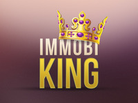 Immobi King Logo