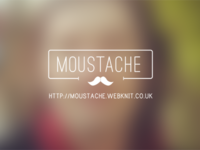 Moustache Facebook Cover