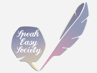 Logo for Speak Easy Society