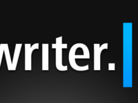Writer Logo, Simplified