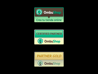OmbuShop badges