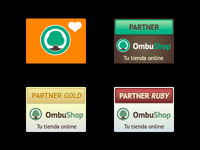 More OmbuShop partner badges