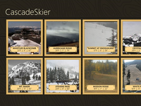 CascadeSkier for Windows 8