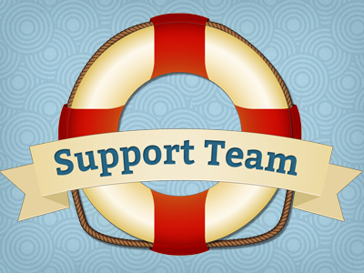 Support Team Life Saver