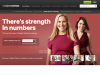 Weight Watchers - Visitor Site - Meetings