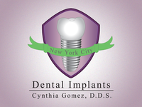 Dental Implants In The City - Logo
