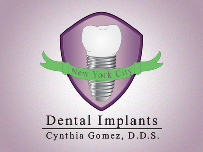 Dental Implants In The City Logo