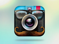 Hipstagram App Icon
