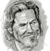 Jeff Bridges Sketch